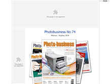 Tablet Preview of photobusiness.gr